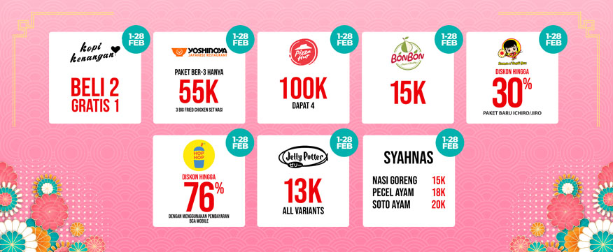 PROMO LOVEABLE F&B 2021 #2